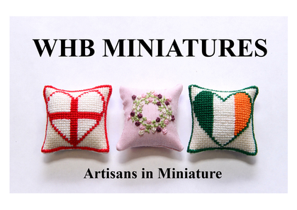 WHB MINIATURES Artisans in Miniature